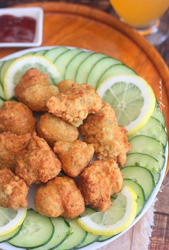 Recette de beignets de poisson facile