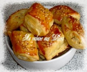 Feuilletes sale petit suisse paprika