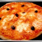 Pizza maison fromage