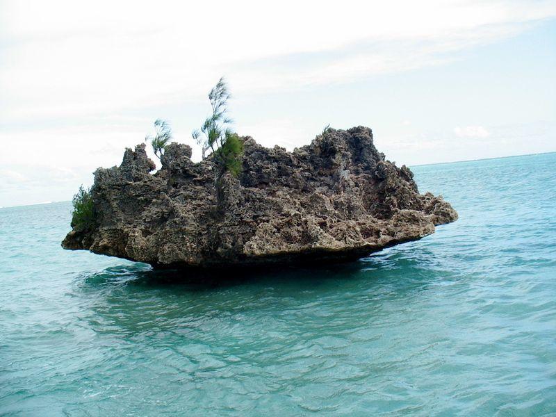 Caillou de l'ile maurice