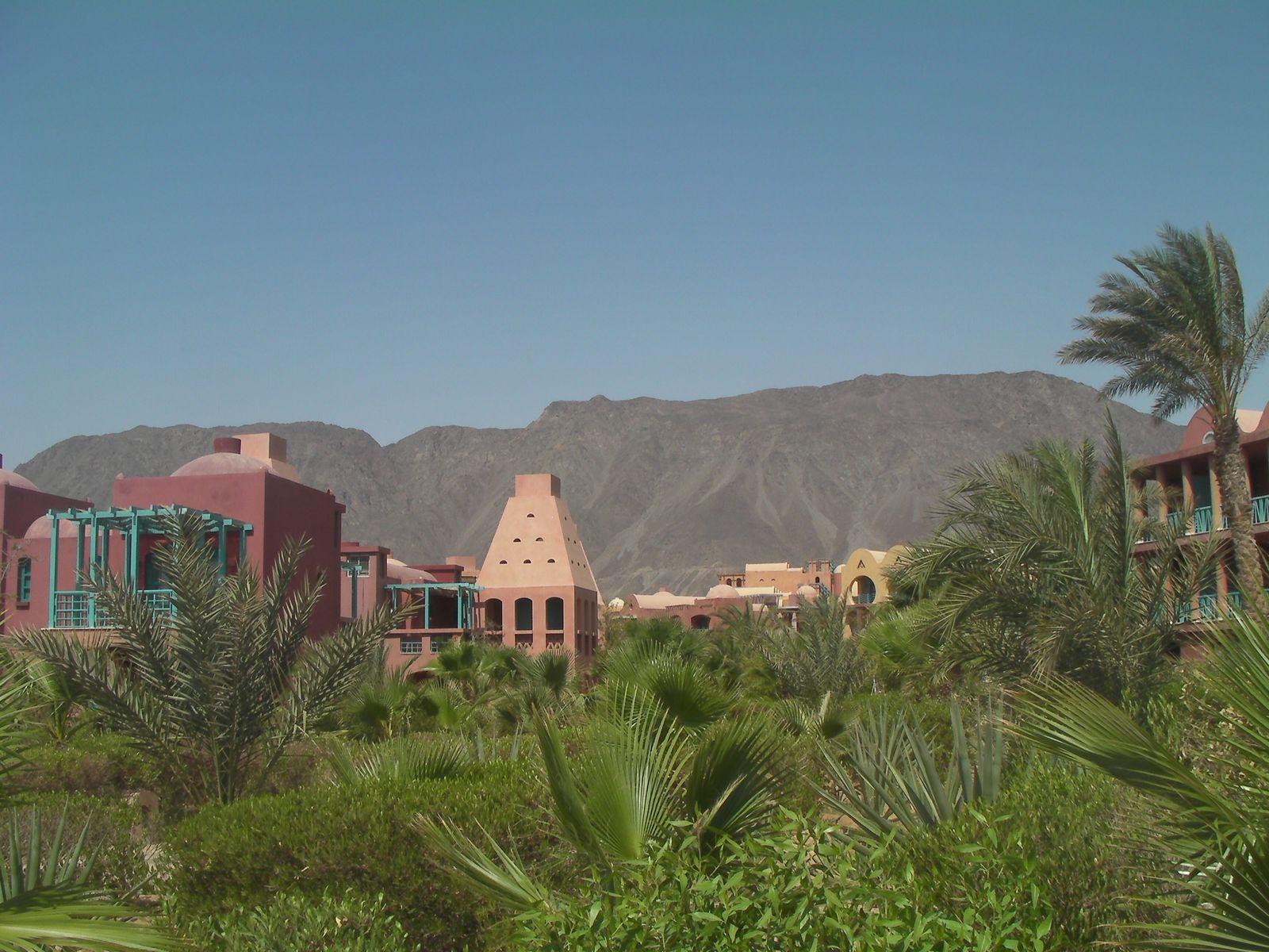 vue extérieur de l'hotel
