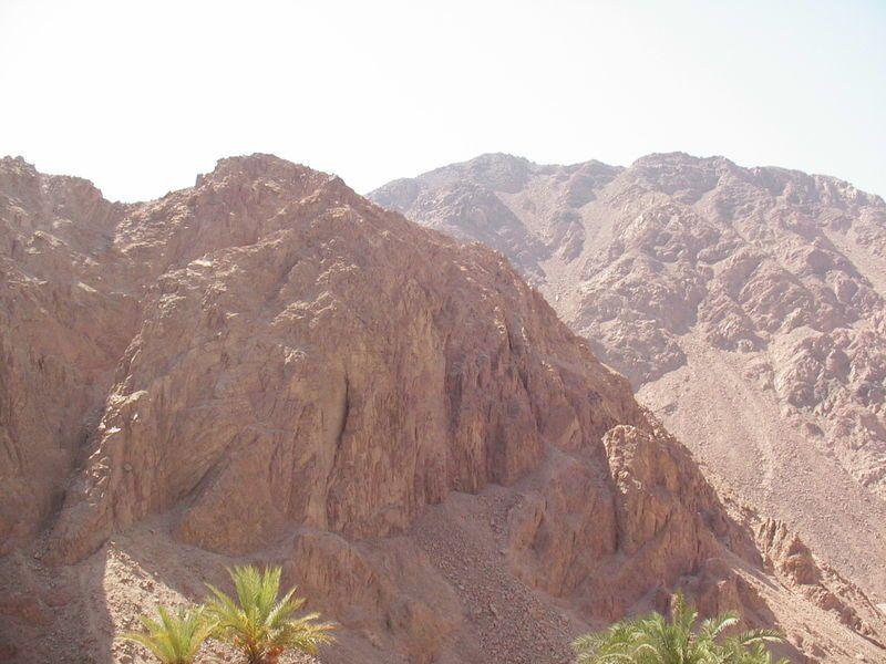 Retour de taba, Egypte Nord