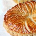Galette des rois frangipane framboise recette facile