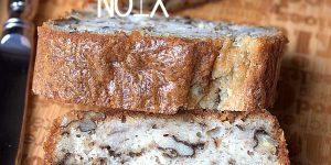 Cake sale roquefort noix