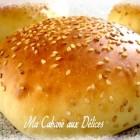 Buns (pains hamburger)