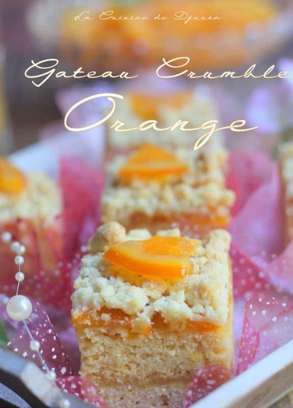 gourmandise à la confiture d'oranges et oranges confites