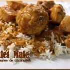 Poulet mafe, Tigadegue ou sauce arachide