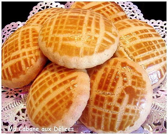 Croquets aux amandes recettes faciles recettes rapides - Recette de cuisine facile et rapide algerien ...