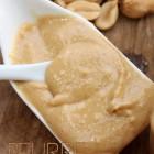 Recette Beurre de cacahuete maison