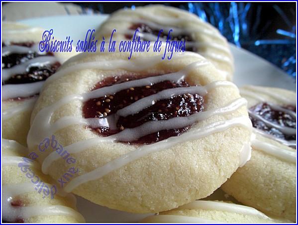 biscuits sablés à la confiture 002
