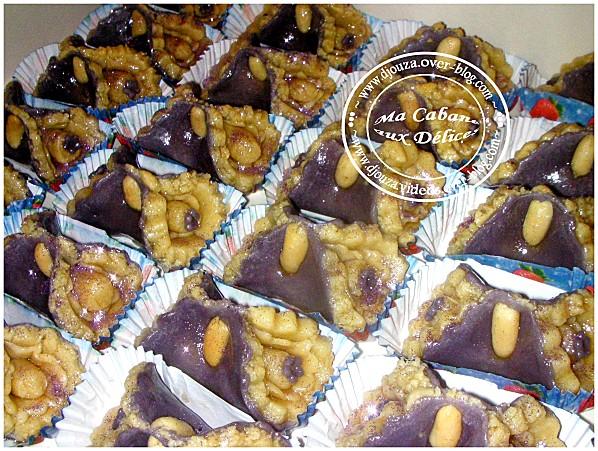 gâteeaux de fêtes algeriens 003