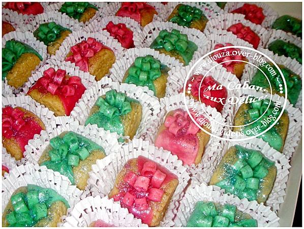 gâteeaux de fêtes algeriens 009