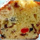 Cake aux fruits confits inratable
