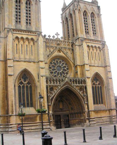 Photos de Bristol et Guildford (Royaume Uni)