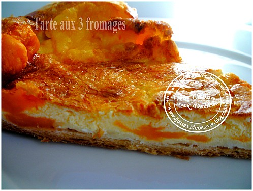 Tarte aux fromages 008