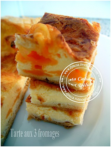 Tarte aux fromages 013