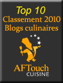 top 10 blog culianires