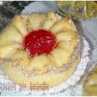 Rosaces aux Amandes & Miel (gateau algerien)