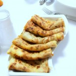 Mhadjeb repas de ramadan