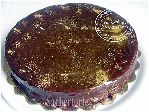 Sacher torte 001
