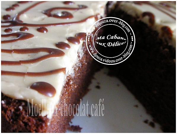 café chocola moelleux 009