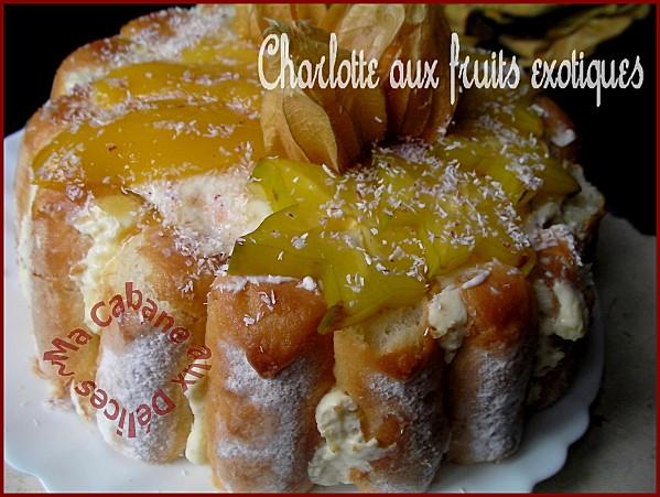 Charlotte fruits exotiques 011