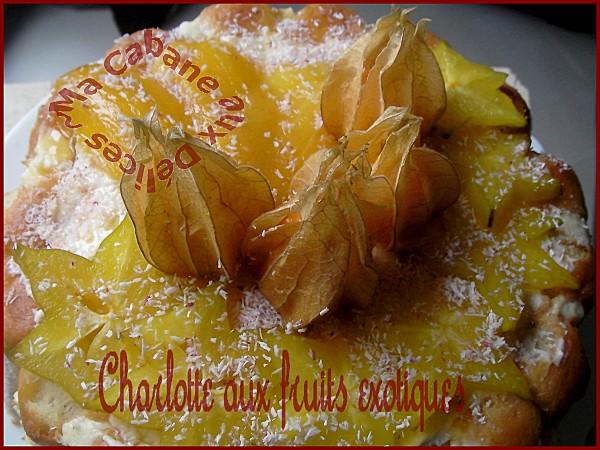 Charlotte fruits exotiques 012