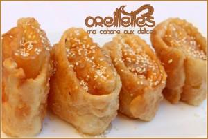 Oreillettes algeriennes
