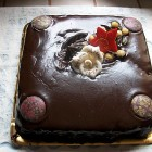 Recette au chocolat : Cake chocolat intense