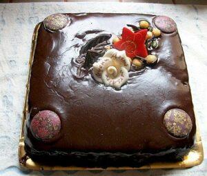 Concours, cake chocolat intense lectrice rahima