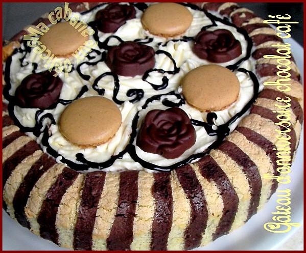 gateau d'anniversaire chocolat café 036