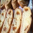 Croquets a la pâte d'abricots