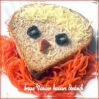 Croque Monsieur Sandwich rigolo