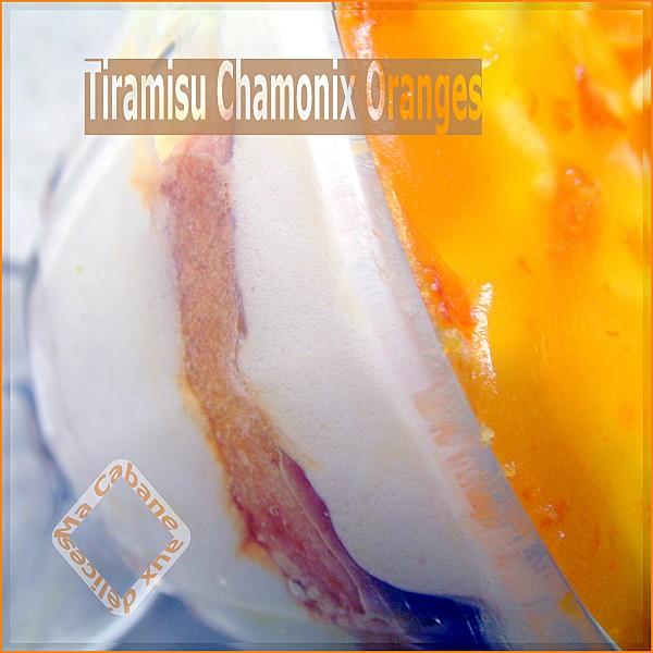 Tiramisu chamonix orange photo 3
