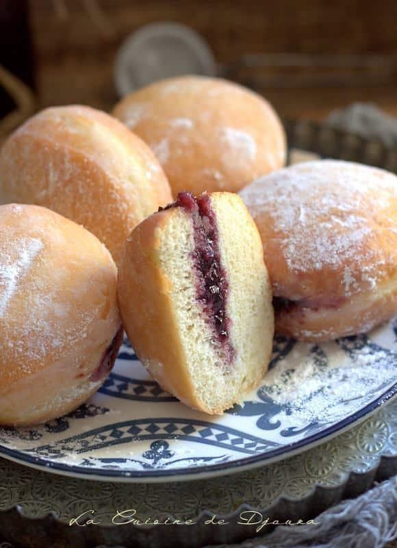 recette de beignets donuts