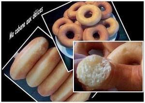 Beignet donuts couzina del nadia