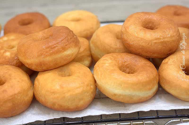 Recette de beignets donuts à la friteuse