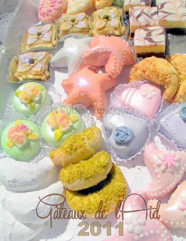Gâteaux 2011 pour l'Aid