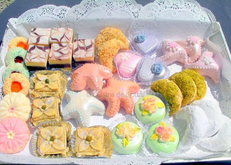 Gâteaux de l'Aid fête 2011