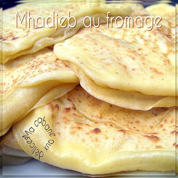Mhadjeb au fromage recette facile la cuisine de djouza - Recette de cuisine algerienne facile ...