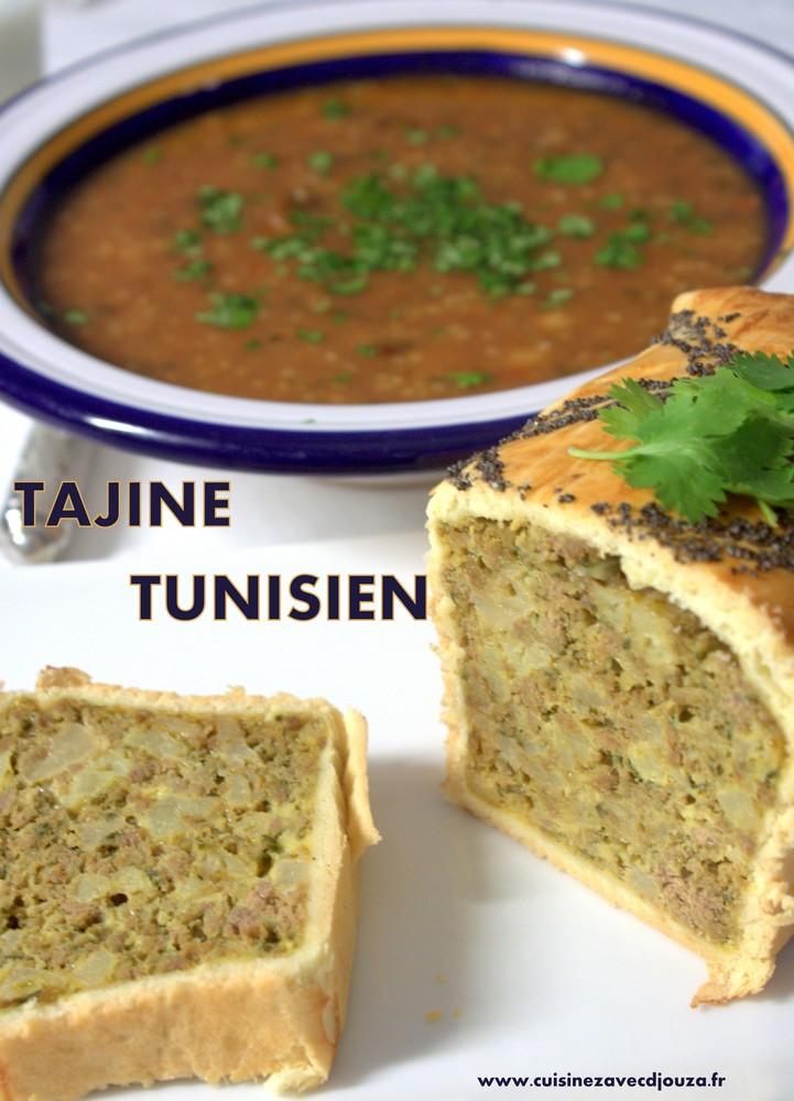 Tajine tunisien