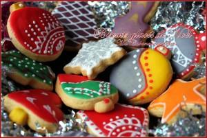 Biscuits glaces moelleux de Noel photo 1