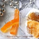 Makrout el louz orange confite