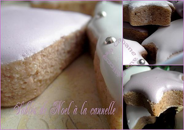 Sables De Noel A La Cannelle La Cuisine De Djouza
