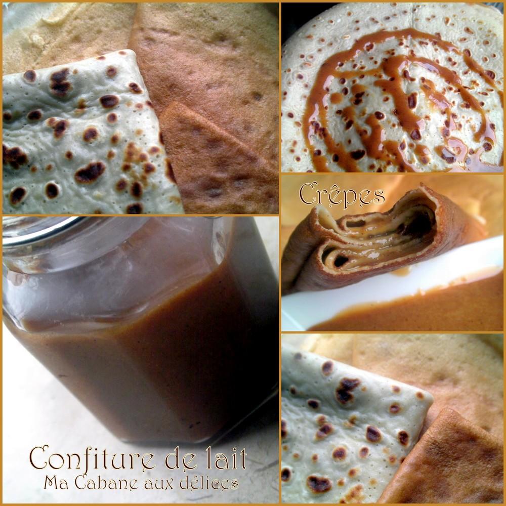 Confiture de lait cyril lignac