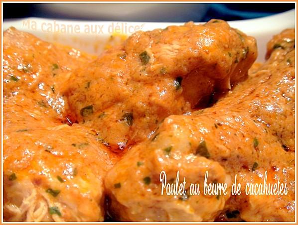 Poulet Au Curry Et Beurre De Cacahuete La Cuisine De Djouza