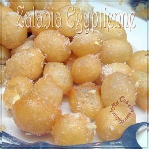 Zalabia Egyptienne