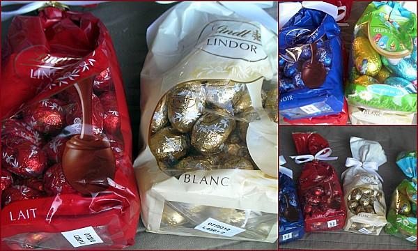 Partenariat Lindt chocolat paques photo 1