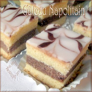 Gateau napolitain