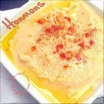 Houmous libanais photo 1